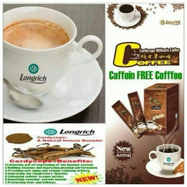 Longrich Cordyceps Militaris Coffee Buy Longrich