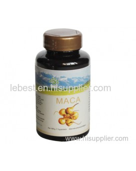 LEBEST Maca Powder Capsule