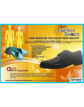 Longrich A-PLUS energy shoe