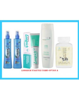 Longrich Starter Combo-OPTION A