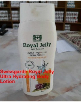 Swissgarde Royal Jelly Ultra Hydrating Body Lotion-Diamond Medicals-08060498353