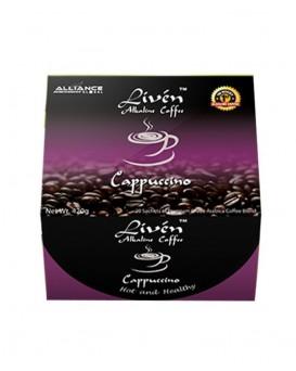 Alkaline Liven Coffee (Cappucino)