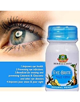 Swissgarde supplements Eye Brite Tablets - Improve Vision-Diamond Medicals-08060498353