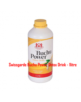 Swissgarde Buchu Power Detox Drink - 1litre-Diamond Medicals Online Store-08060498353
