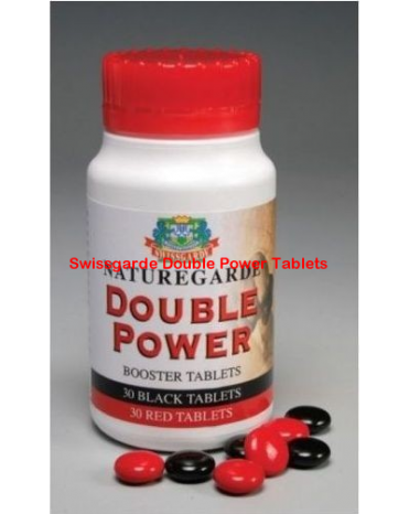 Swissgarde Double Power Tablets-Diamond Medicals-08060498353