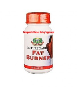 Swissgarde Fat Burner Dietary Supplement-08060498353